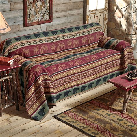 western couch covers western sofa throw covers www energywarden net