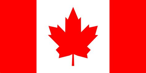 clipart flag of canada clipart best
