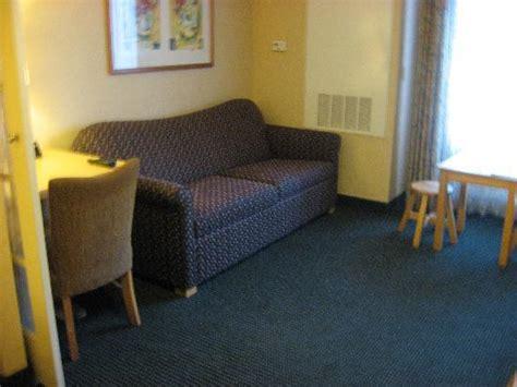 sofa sleeper in bunk bed room picture of portofino inn