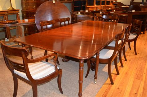 William Iv Dining Table William Iv Mahogany Dining Table Antiques Atlas