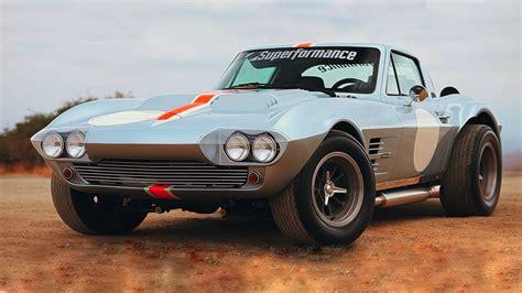 superfomance corvette grand sport copy of the most