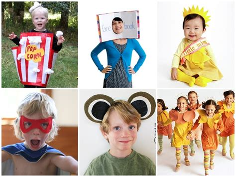 How To Make Easy Halloween Decorations At Home by 14 Diy No Sew Halloween Kid Costumes