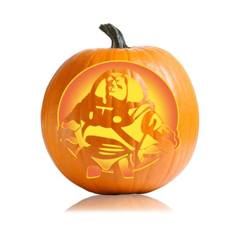 buzz lightyear pumpkin carvings stencils