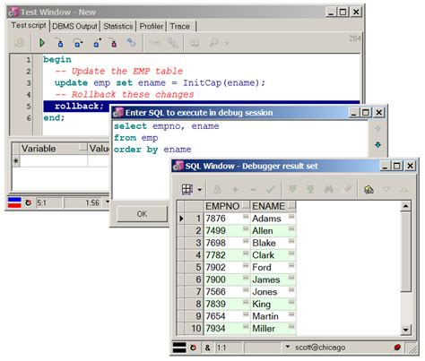pl sql tutorial with oracle write a pl sql for select insert and update and delete