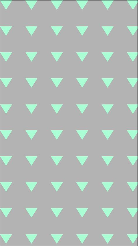 pattern lock triangle galaxy mint triangles iphone background wallpaper phone