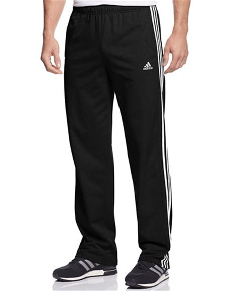 adidas Men's Essential Tricot Track Pants   Activewear