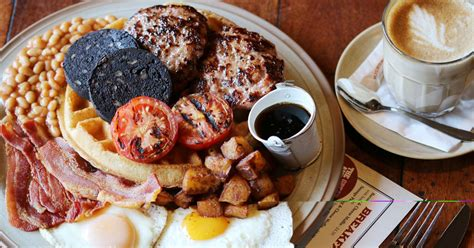 restaurant review american breakfast at hickory s jade wright liverpool echo