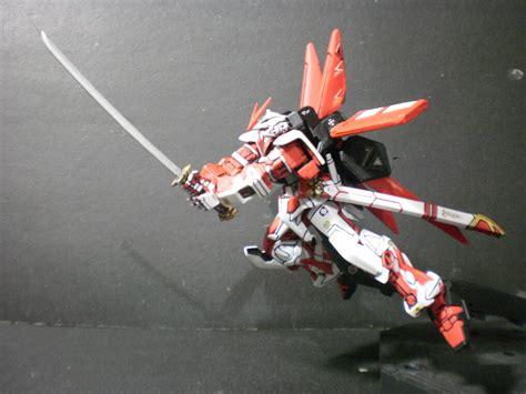 Gundam Converge Astray Frame Flight Unit hg 1 144 gundam astray frame flight unit improved painted scratch build photoreview