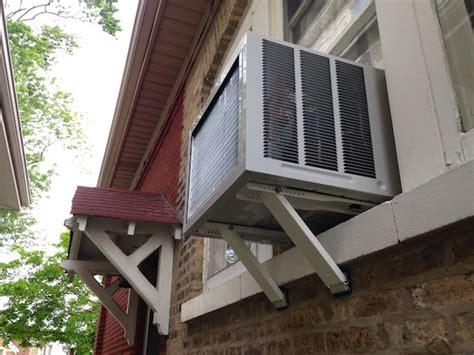 ez ac air conditioner support bracket australia installing a window air conditioner with support brackets