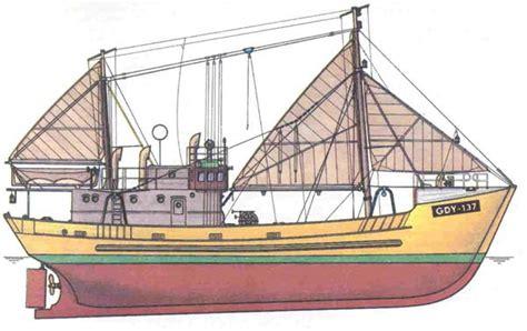 fishing boat blueprints royalty free clip art books model trawler boat plans