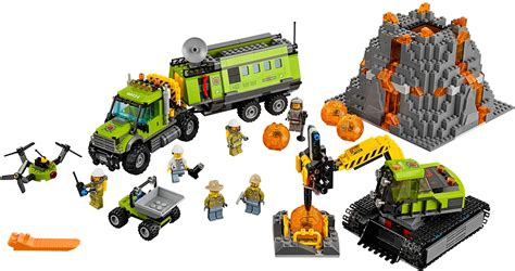 City Color Sculpt Marvel Set 1 lego fans in the uk may win these lego city volcano explorer sets by answering three