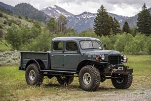 Power Wagon Dodge 1952 Dodge Power Wagon For Sale 1854572 Hemmings Motor News