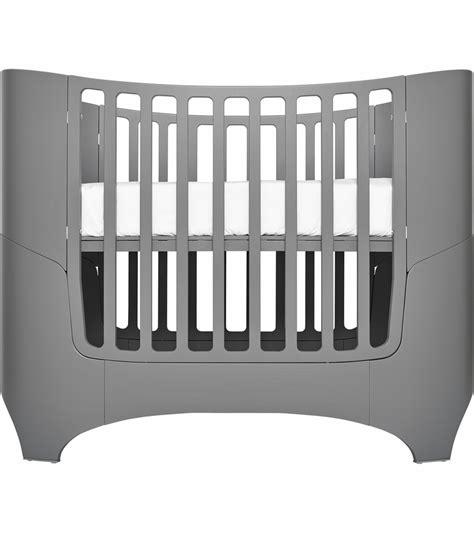 Grey 4 In 1 Crib by Tulip Leander 4 In 1 Convertible Crib Grey