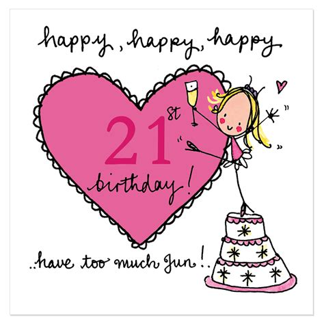 Valentine S Day Gifts For Her by Happy Happy Happy 21st Birthday Juicy Lucy Designs