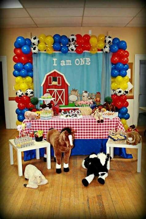 decoracion la granja de zenon decoracion de la granja de zenon para cumpleanos 25