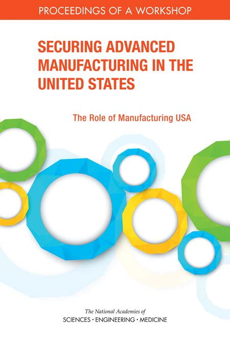 advanced manufacturing the new american innovation policies mit press books policy and global affairs