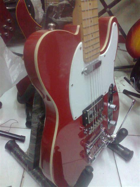 Gitar Listrik Fender Telecaster gitar listrik murah fender telecaster bigsby custom