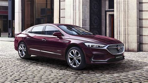 new buick 2020 2020 buick lacrosse made handsome just as it s dropped in us