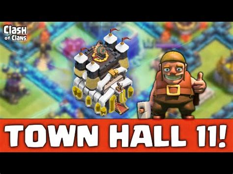 download game coc mod town hall 11 full download new update wish list clash of clans