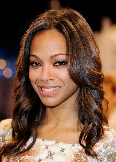 12 inch weave hairstyles for black women zoe saldana hairstyles celebrity latest hairstyles 2016
