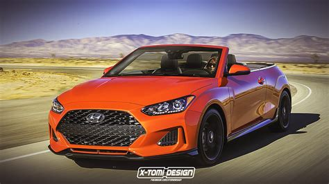 2020 Hyundai Veloster by 2020 Hyundai Veloster Cabrio Top Speed