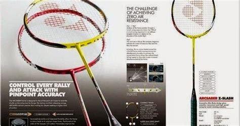 Raket Yonex Titanium Pro 50 ttips memilih raket badminton yang bagus mancing info