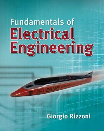 Pdf Fundamentals Of Electrical Engineering 1st Edition