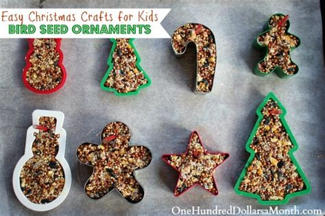 ornament craft for 10 year old kid s craft roundup 10 easy crafts one hundred dollars a month
