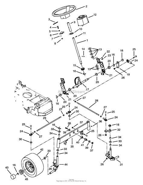 lawn mower belt diagram scotts murray lawn mower parts scotts tractor engine and