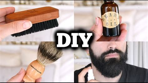 diy grooming diy beard grooming kit handmade gifts for guys beard grooming kit gift favor top 10