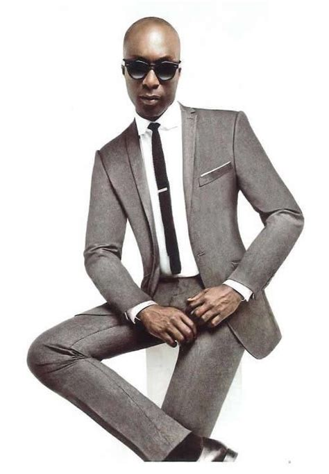 Ozwald Boateng Covers GQ Style South AfricaI Like It A Lot ... International Trademark Suit