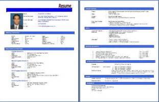 Format Resume Terkini Pdf by Contoh Resume Bahasa Melayu Resume Kerja Swasta Resume