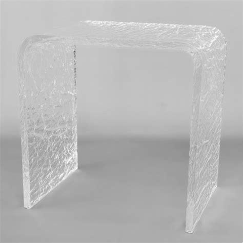 sgabelli plexiglass sgabello a ponte in plexiglass 10 colori