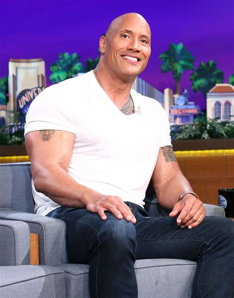 dwayne johnson tattoo znacenje the rock s giant new tattoo see how he hid the bull ink