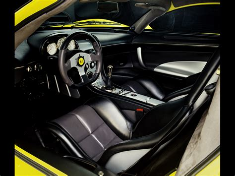Saleen Interior by Cars Saleen S7