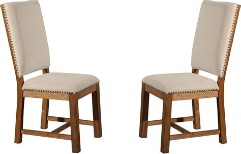 Kiyara Set Ori Dc 1 shasta upholstered side chair set of 2 from alpine coleman furniture