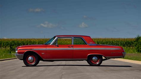 1962 Ford Galaxie 500 4 Door Sedan by 1962 Ford Galaxie 500 Sedan 390 375 Hp 4 Speed Lot F176