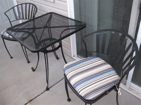 Patio Chairs Costco Wrought Iron Patio Chairs Costco Type Pixelmari