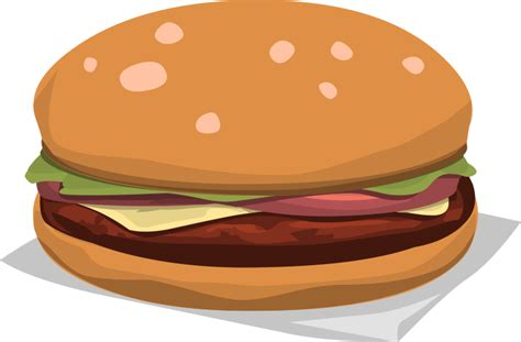 hamburger clipart free to use domain hamburger clip