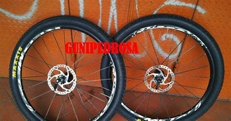 Balance Wheel Ban 8 Inch Murah Bisa Cod pusat sepeda mtb roadbike beserta asesorisnya termurah gunipedrosa wheelset mtb berkwalitas