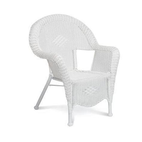 White Resin Wicker Chairs by Home Depot I Table And Chairs Customer Reviews
