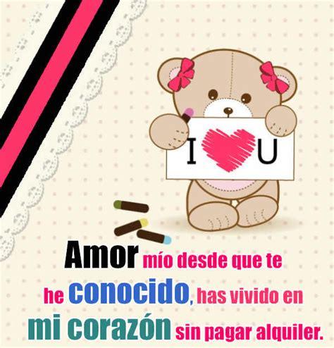 imagenes bonitas de amor mio fotos con mensajes de amor mio consejosdeldia com