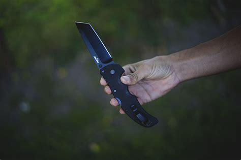 cold steel recon 1 edc cold steel recon 1 tanto blade edc knife review