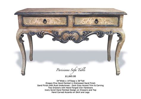 old world style sofa old world style sofa table tables pinterest world