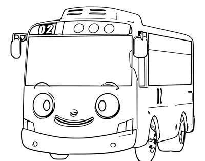 gambar tayo   bus foto wallpaper gambar