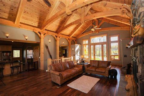 timber frame cabin kits montana utah timber frame homes blue ox timber frames