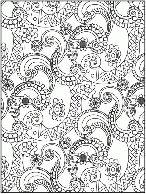 paisley coloring pages pdf adult paisley coloring pages printable az coloring pages