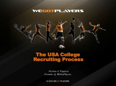 recruit rockstars the 10 step playbook to find the winners and ignite your business books the usa college recruiting process