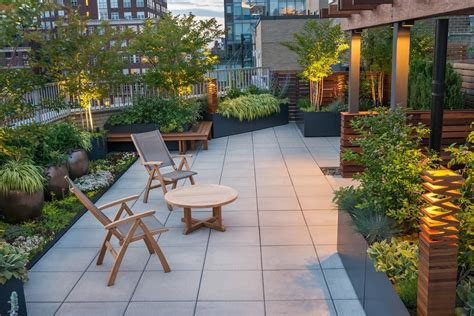 rooftop landscaping improve your property values and save money with a rooftop