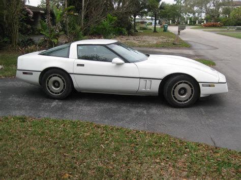 Sell Home Interior Used Corvette For Sale